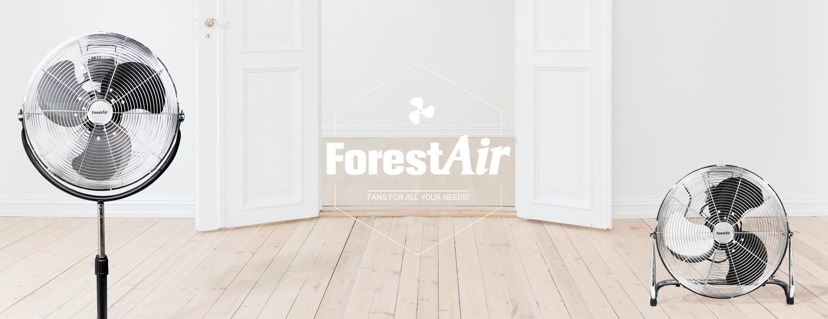 Banner Vent Forestair EN